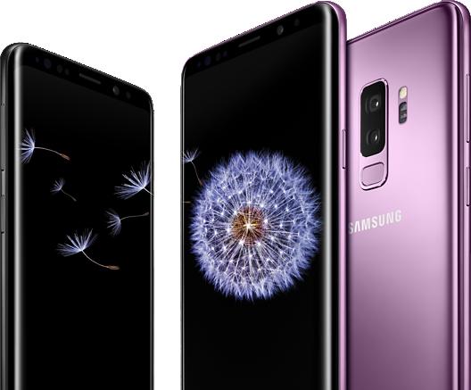 The new Samsung Galaxy S9/S9 Plus